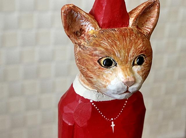 サンタ サンクロース イソベサンタ 猫
