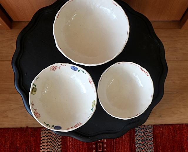 榛澤宏 中鉢 陶器