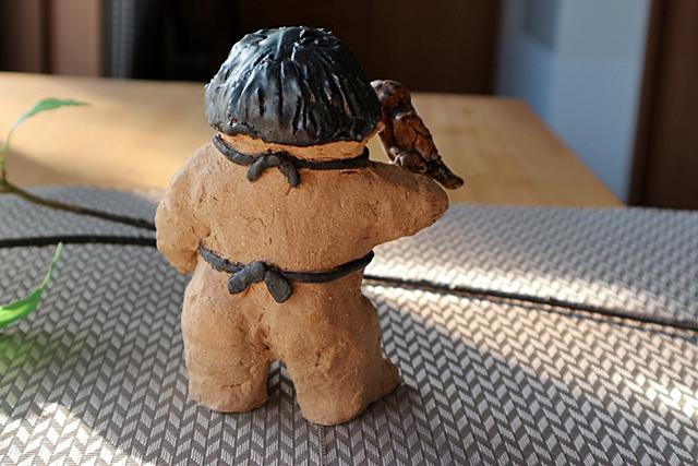 ささきようこ 端午の節句 五月人形 金太郎