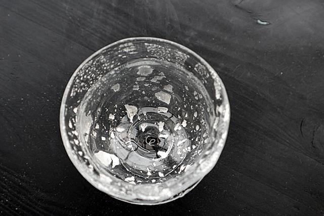 ガラス 吹きガラス 高山浩子