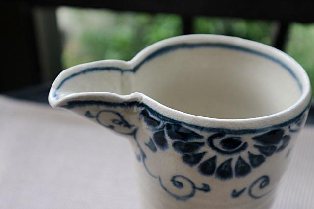 冷酒器とぐいのみのセット 宗山窯 陶器