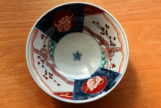 古伊万里 文三窯 中鉢