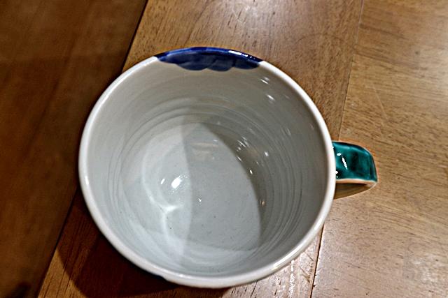 マグカップ ワクナミトネリコ 今村公恵