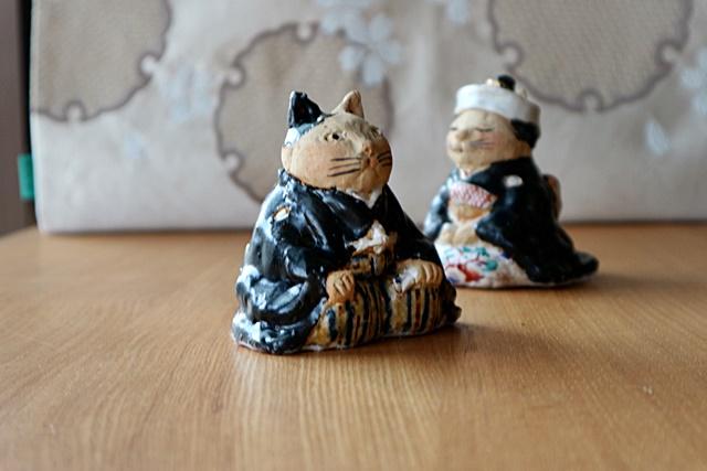 猫 ささきようこ 陶人形作家